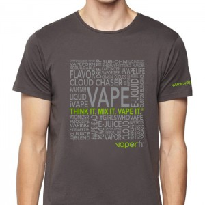 VaporFi Word Cloud Tee (Men's)