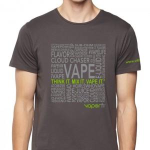 VaporFi Word Cloud Tee (Men's)