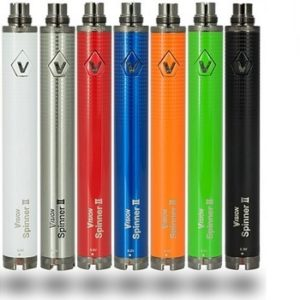 Vision Spinner II Variable Voltage 1600mah with Charger