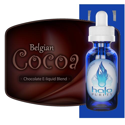 Belgian Cocoa E-liquid