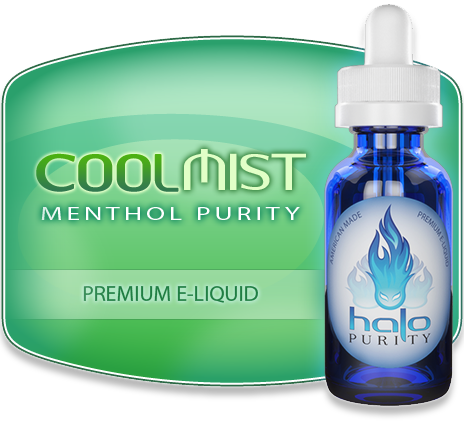 CoolMist E-liquid