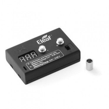 eLeaf Ohm + Voltage Meter