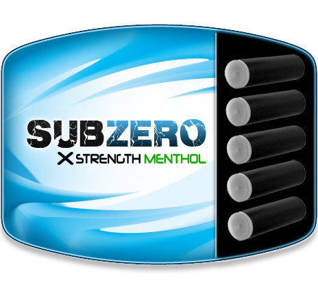 SubZero Cartomizers
