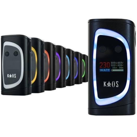 Sigelei Kaos Spectrum 230W TC Box Mod