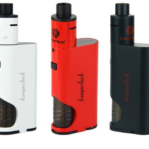 KangerTech DripBox 60W Squonk Starter Kit - 7ml