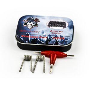 Demon Killer Alien V2 Coil 0.25ohm - 10pcs/pack