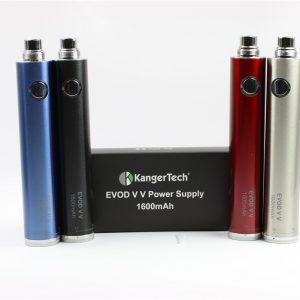 KangerTech EVOD VV Battery Mod - 1600mAh