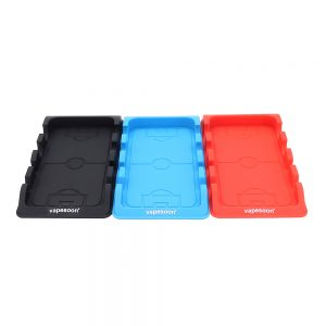 Vapesoon Car Center Console Silicone Mat for Ecig & Cell Phone