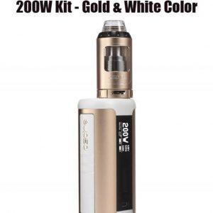Aspire Speeder 200W Kit - Gold & White