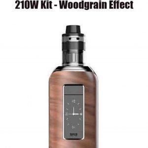 Aspire SkyStar Revvo Kit (210W 3.6ML 0.10/016ohm) - Woodgrain Effect