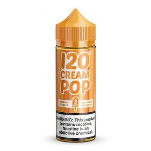 Mad Hatter Juice - 120 Cream Pop - 120ml / 3mg