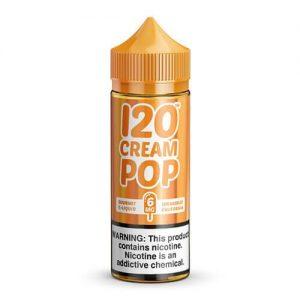 Mad Hatter Juice - 120 Cream Pop - 120ml / 6mg