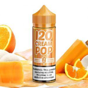 Mad Hatter Juice - 120 Cream Pop - 60ml / 6mg
