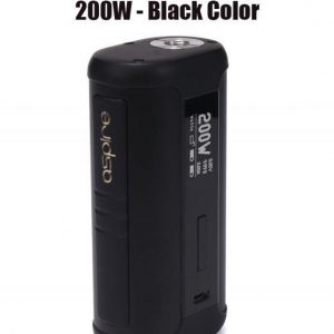 Aspire Speeder 200W Mod - Black