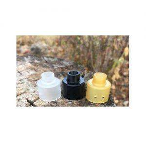 Hadaly RDA Accessory - Clear Acrylic Stubby Cap - Default Title