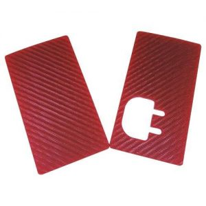 The Plug G10 Door by Mums Fantasy Factory - Red