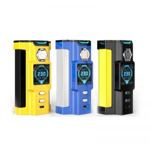 Sigelei SnowWolf Vfeng 230W Box Mod Only - Blue