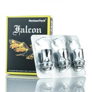 Horizon Falcon Replacement Vape Coils (3-Pack) - M+ Mesh 0.16ohm