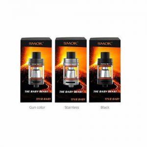 Smok TFv8 Baby Beast Tank - Black