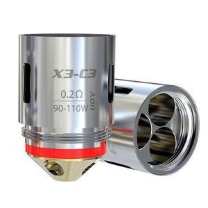iJoy Captain X3-C3 Coil - 0.2ohm