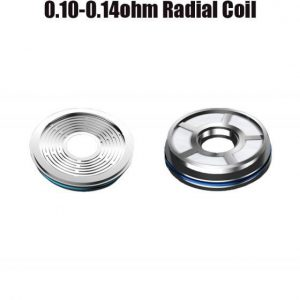 Aspire Radial Coil for Boost (ARC Technology - 0.10/0.14ohm) (3-pack) - Default Title