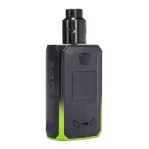 Mach On3 Squonk Mod Kit by United Society of Vape - Faded Green