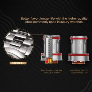 Uwell Crown 4 IV Coil - 0.2ohm