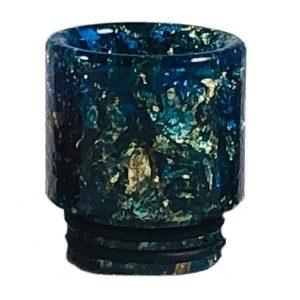 Blitz Dollar 810 Drip Tip - Blue