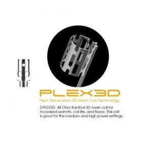 Innokin Zenith Plex3D Mesh Coil - 0.48ohm