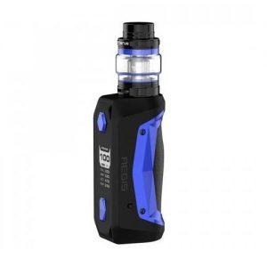 GeekVape Aegis Solo 100W Full Kit - Black/Blue