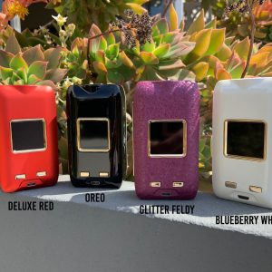 Wake Bigfoot 200W TC Mod Only - Delux Red