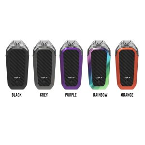 Aspire AVP AIO Kit - Chrome