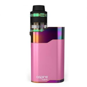 Aspire Cygnet Revvo Mini Kit - Pink & Rainbow