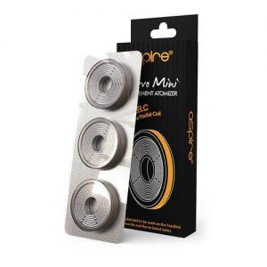 Aspire Radial Coil for Revvo Mini (ARC Technology - 0.23/0.28ohm) (3-pack) - Default Title