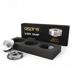 Aspire Vape Snap 2+1 (2 Top + 1 Bottom) - Default Title