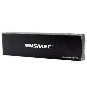 Wismec WM Coils 5-Pack - WM01 Single 0.4 ohm