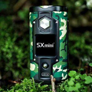 YiHi SXmini G Class Camo Series - Forest Black