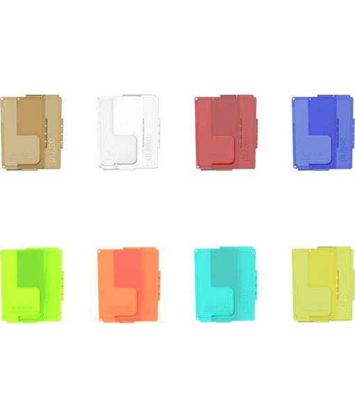Vandy Vape Pulse BF Box Mod Panels - Transparent Yellow
