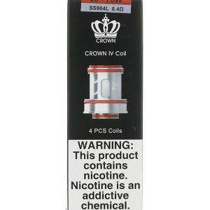 UWELL Crown 4 Coils 4-Pack - Mesh 0.23 ohm