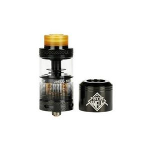 Uwell Fancier RTA & RDA - Black