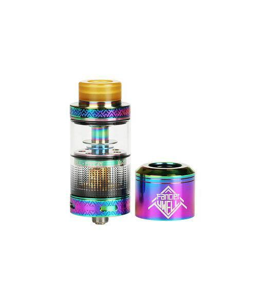 Uwell Fancier RTA & RDA - Iridescent
