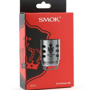 SMOK TFV12 Prince Replacement Coils 3 Pack - M4 0.17 ohm