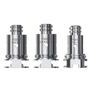 SMOK Nord Replacement Coils 5-Pack - Ceramic 1.4 ohm