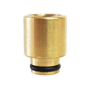 ISM Inception Drip Tip - Stainless Steel Grooved