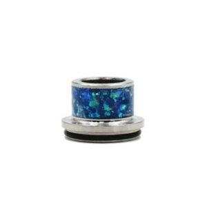 ISM Vape Silencer Chuff Caps - Bright Blue