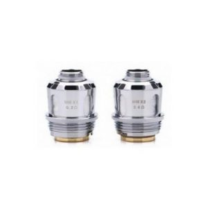 Geekvape Alpha Coil 3-Pack - MM2 Double Core 0.4 ohm
