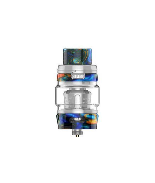 Geekvape Alpha Tank - Silver Flare Resin