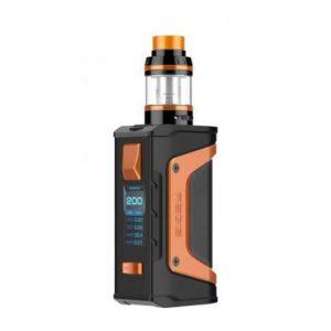 GeekVape Aegis Legend Kit - Black and Orange