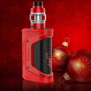 GeekVape Aegis Legend Kit - Christmas Red Black