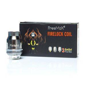 FreeMax Fireluke Firelock Replacement Coils 3-Pack - Kanthal 0.15 ohm